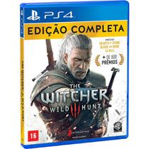 Jogo The Witcher 3: Complete Edition - PS4 - Warner