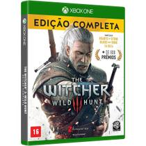 Jogo The Witcher 3: Complete Edition - Xbox One - Warner