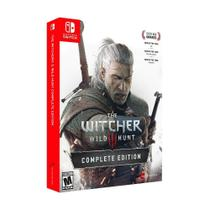 Jogo The Witcher 3: Wild Hunt (Complete Edition) - Switch - Cd Projekt Red