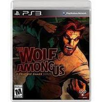 Jogo The Wolf Among Us A Telltale Games Series - PS3 -