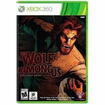 Jogo The Wolf Among Us Telltale Games Xbox 360