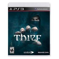 Jogo Thief - PS3 - Square Enix
