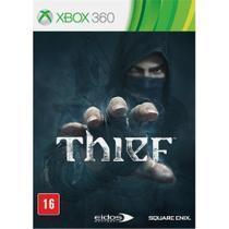 Jogo Thief - XBox 360 - Square enix