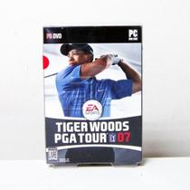 Jogo Tiger Woods 2007 - PC - Eletronic Arts 7898138635613 -