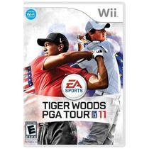 Jogo Tiger Woods PGA Tour 11 - Wii - Ea games