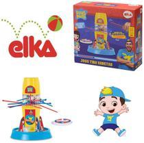 Jogo Tira Pega Varetas Luccas Neto Original Menino Menina Raciocínio Equilíbrio Brinquedo Infantil Elka -