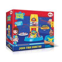 Jogo Tira Varetas Luccas Neto Elka Brinquedos -