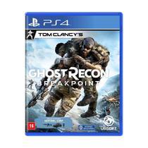Jogo Tom Clancy's Ghost Recon Breakpoint (Edição de Lançamento) - PS4 - Ubisoft