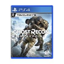 Jogo Tom Clancy's Ghost Recon Breakpoint - PS4 - Warner