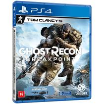 Jogo Tom Clancys Ghost Recon: Breakpoint - - Ps4