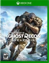 Jogo Tom Clancys Ghost Recon: Breakpoint - Xbox One - Ubisoft