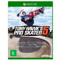 Jogo Tony Hawks Pro Skater 5 - Xbox One - Activision
