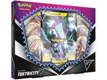 Jogo Toxtricity Box Pokémon Copag - 38 Cartas