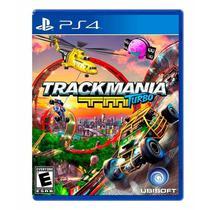 Jogo Trackmania Turbo - PS4 - Ubisoft
