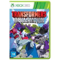 Jogo Transformers: Devastation - Xbox 360 - Activision