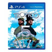 Jogo Tropico 5 - PS4 - Kalypso Media
