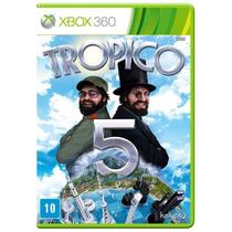 Jogo Tropico 5 - Xbox 360 - Kalypso Media
