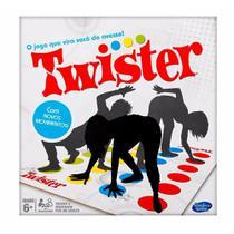 Jogo Twister com Novos Movimentos - Hasbro -