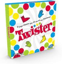 Jogo Twister - Hasbro 98831 -
