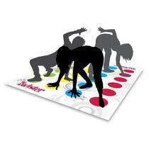 Jogo Twister Hasbro Novos Movimentos 98831 -