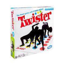 Jogo Twister Novo 98831 - Hasbro -
