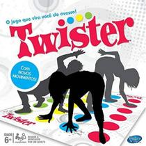 Jogo Twister Novo 98831 Hasbro -