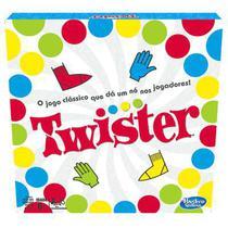 Jogo twister novo 98831 - HASBRO