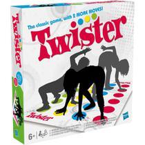 Jogo twister refresh - hasbro -