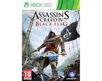 Jogo Ubisoft Assassins Creed IV Black Flag Xbox 360/One DVD  (UB000028XB1) -