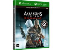 Jogo Ubisoft Assassins Creed Revelations Xbox 360/One DVD  (UB000017XB1) -