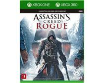 Jogo Ubisoft Assassins Creed Rogue Xbox 360, Xbox One DVD -
