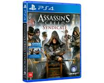 Jogo Ubisoft Assassins Creed Syndicate PS4 BLU-RAY  (UBP30501063-CVRBUB000003PS4)