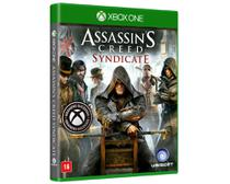 Jogo Ubisoft Assassins Creed Syndicate XBOX ONE BLU-RAY  (UB000004XB1)