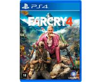 Jogo Ubisoft FAR CRY 4 PS4 BLU-RAY  (UBP30500957UB000005PS4)