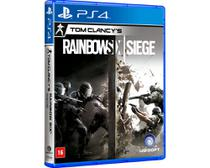 Jogo Ubisoft TOM CLANCYS Rainbow SIX Siege PS4 BLU-RAY  (UBP30501059CVRBGUB000011PS4)