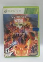 Jogo Ultimate Marvel Vs Capcom 3 (Semi-Novo) - XboX 360