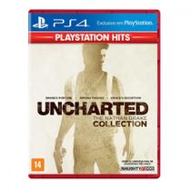 Jogo Uncharted Collection Hits PlayStation 4 Naughty Dog - Sony