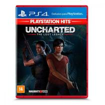 Jogo Uncharted The Lost Legacy Hits PlayStation 4 Naughty Dog - Sony