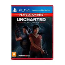 Jogo Uncharted: The Lost Legacy - PS4 - Sony