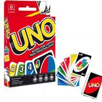 Jogo Uno Cartas Modelo Novo Personalizável Original - Copag -