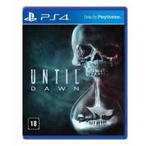 Jogo Until Dawn - PS4 - Sony