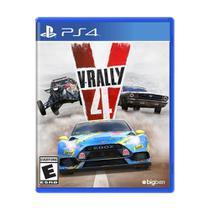 Jogo V-Rally 4 - PS4 - Bigben
