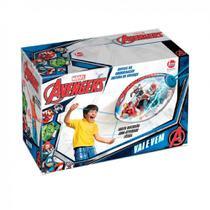 Jogo Vai e Vem Avengers, Lider  Lider Brinquedos -