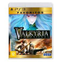 Jogo Valkyria Chronicles - PS3 - Sega