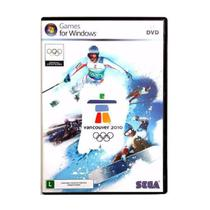 Jogo Vancouver 2010 The Official Video Game of the Winter PC - Sega