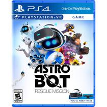 Jogo VR - Astro Bot Recue Mission - PS4 - Playstation