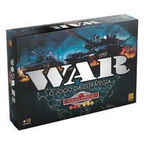 Jogo War - Edição Especial - 01253 - Grow -