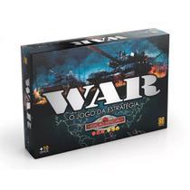 Jogo War - Edição Especial - 2018 - Grow -