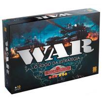 Jogo War - Edição Especial - Grow -