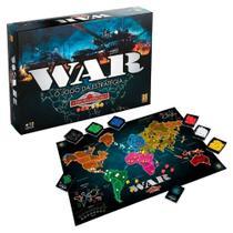 Jogo War  - Edição Especial - Jogo Estratégico de Tabuleiro - Grow